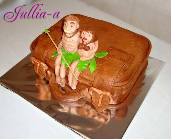 Торт на годовщину свадьбы фото